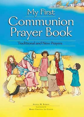Picture of My First Communion Prayer Book