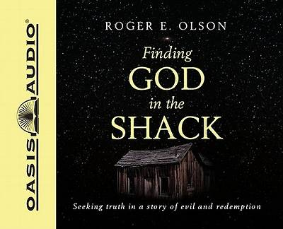 Finding God in the Shack Audio CD