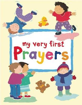 Picture of My Very First Prayers