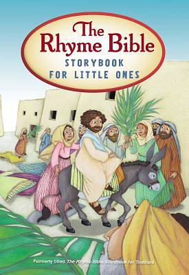 Picture of The Rhyme Bible Storybook for Little Ones