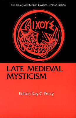 Late Medieval Mysticism