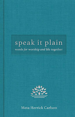 Picture of Speak It Plain