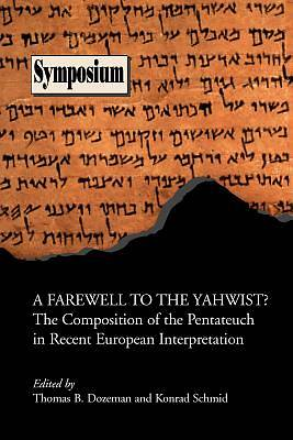 Picture of A Farewell to the Yahwist?