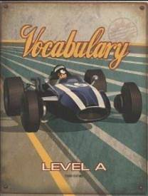 Vocabulary Level a Student Worktext 3rd Edition