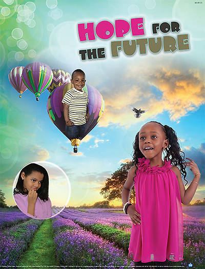 Picture of UMI Preschool Quarterly Theme Poster Spring 2013