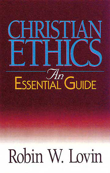 Picture of Christian Ethics [Microsoft Reader]