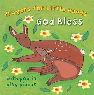 Prayers for Little Hands -- God Bless