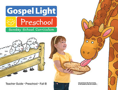 Picture of Gospel Light Preschool Age 2-3 Teacher Guide Year B Fall