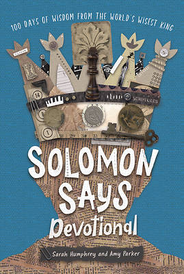 Picture of Solomon Says
