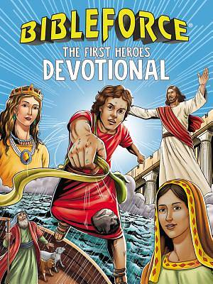 Picture of Bibleforce Devotional