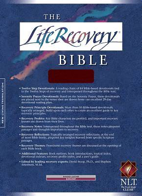 The Life Recovery New Living Translation Bible