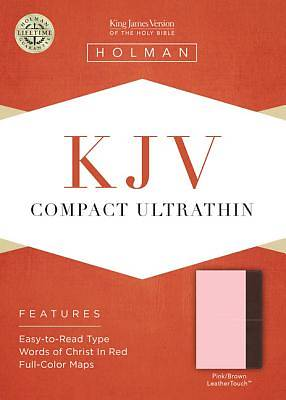 KJV Compact Ultrathin Bible