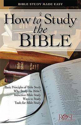 How to Study the Bible Pamphlet