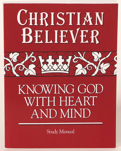 Picture of Christian Believer Study Manual