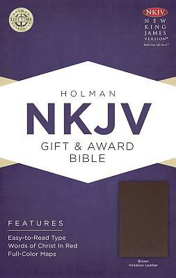 Picture of Gift & Award Bible-NKJV