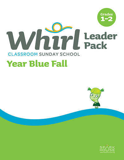 Whirl Classroom Leader Grades 1-2 Blue Fall