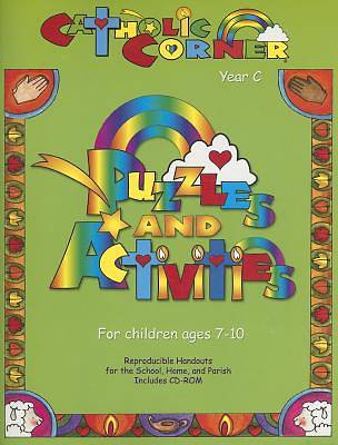Catholic Corner Puzzles and Activities
