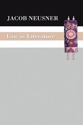 Law as Literature