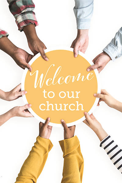 Picture of Welcome to our Church Folder