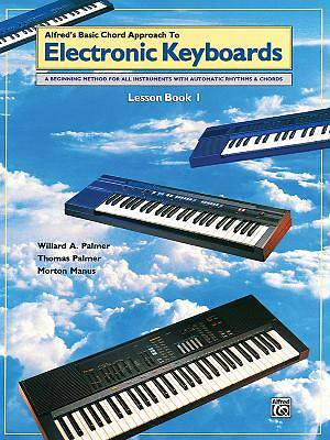 Picture of Chord Approach to Electronic Keyboards - Lesson Book Level 1