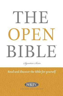 The Open Bible, NKJV