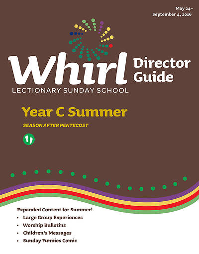 Picture of Whirl Lectionary Director Guide Summer Year C