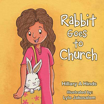 Picture of Rabbit Goes to Church