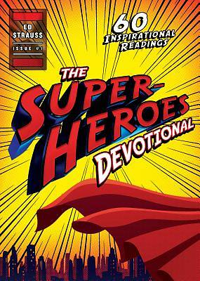 Picture of The Super-Heroes Devotional