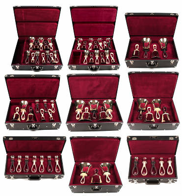 Picture of Five Octave Handbell Set