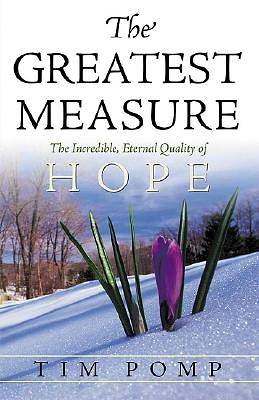 The Greatest Measure
