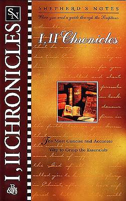 Shepherds Notes - I & II Chronicles
