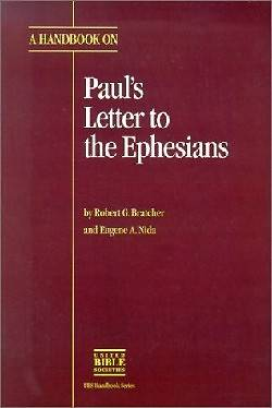 A Handbook on Pauls Letter to the Ephesians
