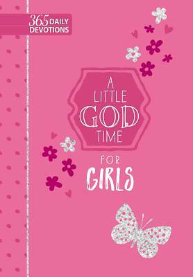 Picture of A Little God Time for Girls (Faux)