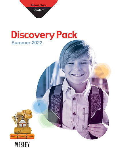 Picture of Wesley Elementary Bible Discovery Pack Craft Book Summer