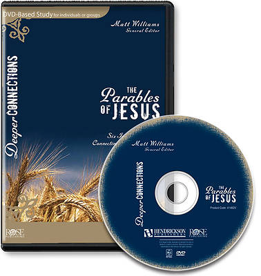 Picture of The Parables of Jesus DVD Bible Study