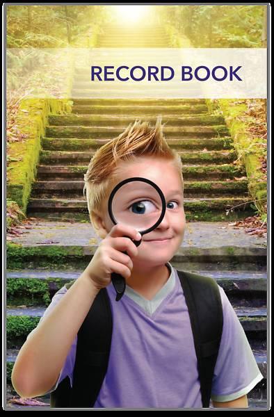 Picture of Vacation Bible School (VBS) 2020 20/20 Vision: Record Book