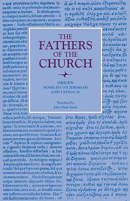 Picture of Homilies on Jeremiah and I Kings 28