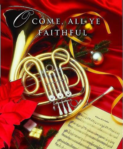 O Come/Christmas Music Bulletin 2013, Large Size (Package of 50)