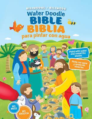 Picture of Water Doodle Bible / Biblia de Pintar Con Agua (Bilingual / Bilingüe)