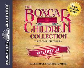 The Boxcar Children Collection Volume 34