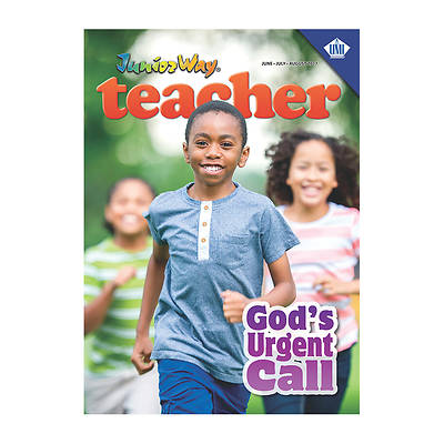 Picture of UMI Juniorway Teacher Guide Summer 2017