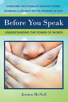 Picture of Before You Speak