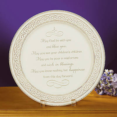 Wedding Keepsake Platter