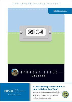New International Version Student Bible Graduation Edition