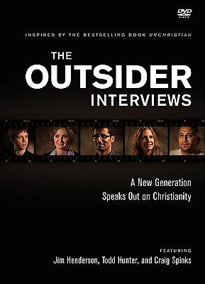 The Outsider Interviews DVD