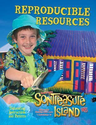 Gospel Light VBS 2014 SonTreasure Island Reproducible Resources Book