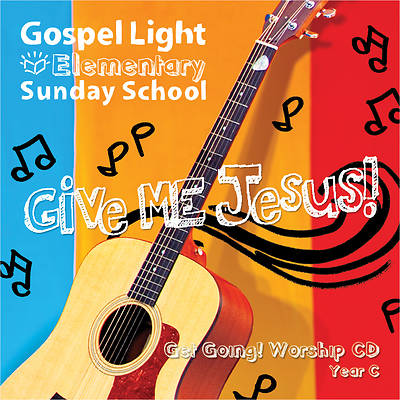 Gospel Light Get Going Worship CD Year C