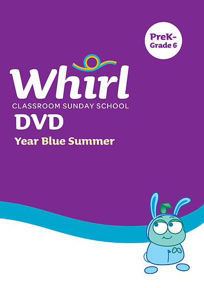 Picture of Whirl Classroom PreK-K - Grade 6 DVD Year Blue Summer