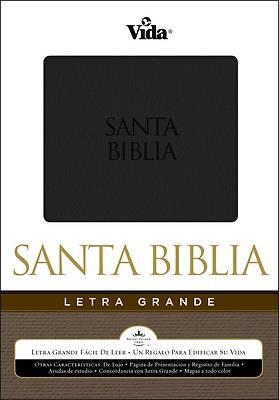Picture of Biblia Letra Grande - Piel Especial