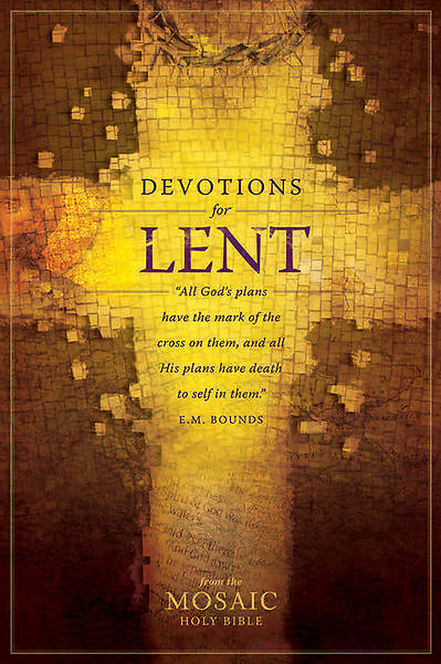 Devotions for Lent - Pack of 10
